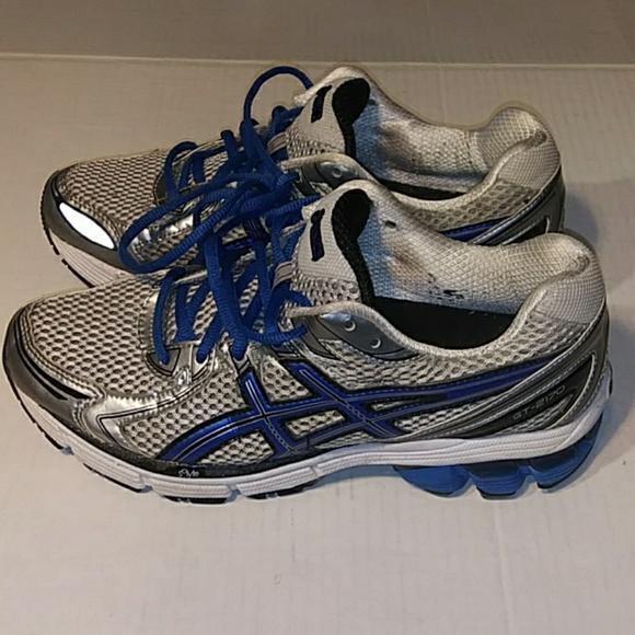 Asics Shoes   Gel Running Soes Gt 217